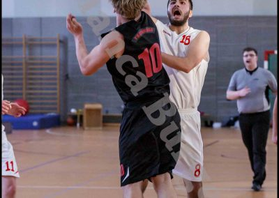 He BZA - TSC Spandau 2 vs Weddinger Wiesel 2 (18/19, Basketball)